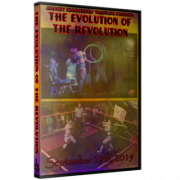 "ACW DVD September 29, 2019 ""The Evolution of the Revolution 2019"" - Austin, TX"