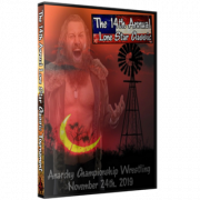 "ACW DVD November 24, 2019 ""The 14th Annual Lone Star Classic"" - Austin, TX"