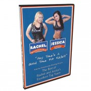 "ACW DVD ""The Best Of Rachel & Jessica's Excellent Tag Team: Any Time's a Good Time for RaJett"""