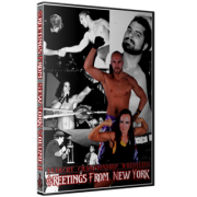 "ACW DVD ""Greetings From New York Volume 1"""