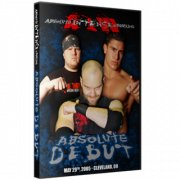 "AIW DVD May 29, 2005 ""Absolute Debut"" - Cleveland, OH"