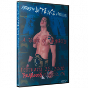 "AIW DVD February 26, 2006 ""Night Of Mystery"" - Cleveland, OH"