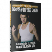 "AIW DVD November 11, 2006 ""March For The Gold"" - Cleveland, OH"