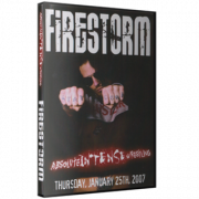 "AIW DVD January 25, 2007 ""Firestorm"" - Mentor, OH"