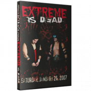 "AIW DVD January 26, 2007 ""Extreme Is Dead"" - Youngstown, OH"