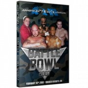 "AIW DVD February 16, 2007 ""Battle Bowl"" - Shaker Heights, OH"
