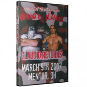 "AIW DVD March 9, 2007 ""Forged In Flames"" - Mentor, OH"
