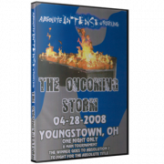 "AIW DVD April 28, 2007 ""The Oncoming Storm"" - Youngstown, OH"