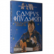 """AIW DVD September 22, 2007 """"Campus Invasion"""" - Athens, OH"""