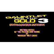 "AIW February 24, 2008 ""Gauntlet for the Gold 3"" - Brookpark, OH (Download)"