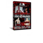 "AIW DVD August 28, 2009 ""Honor and Vengeance"" - Cleveland, OH"