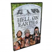 "AIW DVD November 26, 2010 ""Hell on Earth 6"" - Lakewood, OH"