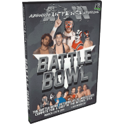"AIW DVD March 25, 2011 ""Battle Bowl 2011"" - Lakewood, OH"