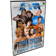 "AIW DVD May 21, 2011 ""TPI 2011: Day Two"" - Lakewood, OH"