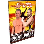 "AIW DVD September 23, 2012 ""Point Break"" - Cleveland, OH"