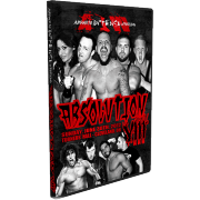 "AIW DVD June 30, 2013 ""Absolution 8""- Cleveland, OH"