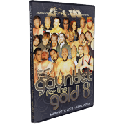 "AIW DVD March 29, 2013 ""Gauntlet For The Gold 8"" - Cleveland, OH"