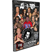 "AIW DVD May 25, 2013 ""JT Lightning Invitational Tournament Night 2""- Cleveland, OH"