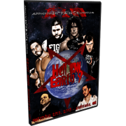"AIW DVD November 29, 2013 ""Hell on Earth 9"" - Cleveland, OH"