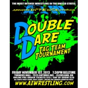"AIW November 1, 2013 ""Double Dare"" - Cleveland, OH (Download)"