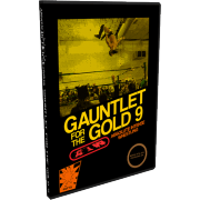 AIW DVD March 14, 2014''Gauntlet for the Gold 9'' - Cleveland, OH