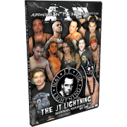 "AIW DVD May 23, 2014 ""JT Lightning Invitational Tournament-Night 1"" - Cleveland, OH"