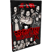 "AIW DVD June 29, 2014 ""Absolution IX"" - Cleveland, OH"
