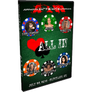 "AIW DVD July 26, 2014 ""All In"" - Cleveland, OH"