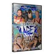 "AIW DVD September 5, 2014 ""Wrestle Rager: Night 1"" - Cleveland, OH"