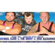 "AIW September 5, 2014 ""Wrestle Rager: Night 1"" - Cleveland, OH (Download)"
