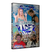 "AIW DVD September 6, 2014 ""Wrestle Rager: Night 2"" - Cleveland, OH"