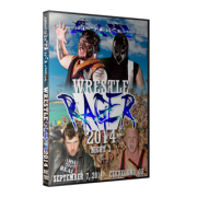 "AIW DVD September 7, 2014 ""Wrestle Rager: Night 3"" - Cleveland, OH"