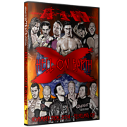 "AIW DVD November 28, 2014 ""Hell on Earth X"" - Cleveland, OH"