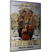 "AIW DVD April 24, 2015 ""Make 'Em Say Uhh"" - Cleveland, OH"