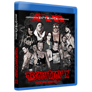 "AIW Blu-ray/DVD July 10, 2015 ""Absolution X"" - Cleveland, OH"