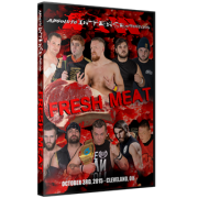 "AIW DVD October 3, 2015 ""Fresh Meat"" - Cleveland, OH"