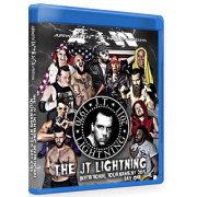 "AIW Blu-ray/DVD May 22, 2015 ""JT Lightning Invitational Tournament 2015: Night 1"" - Cleveland, OH"