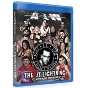 "AIW Blu-ray/DVD May 23, 2015 "" JT Lightning Invitational Tournament 2015: Night 2"" - Cleveland, OH"