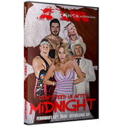 "AIW DVD February 12, 2016 ""Don't Feed Us After Midnight"" - Cleveland, OH"