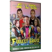 "AIW DVD March 5, 2016 ""Fullest House (We Hope!)"" - Mentor on the Lake, OH"
