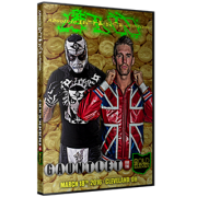 "AIW DVD March 18, 2016 ""Gauntlet for the Gold XI"" - Cleveland, OH"