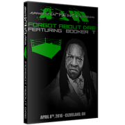 "AIW DVD April 8, 2016 ""Forgot About Dre"" - Cleveland, OH"