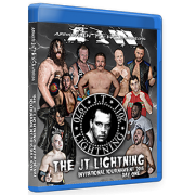"AIW Blu-ray/DVD May 27 & 28, 2016 ""JLIT 2016 - Night 1 & 2 & Back To The Future Cup"" - Cleveland, OH"