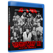 "AIW Blu-ray/DVD July 22, 2016 ""Absolution XI"" - Cleveland, OH"