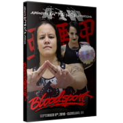 "AIW DVD September 9, 2016 ""Bloodsport"" - Cleveland, OH"