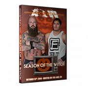 "AIW DVD October 15, 2016 ""The Season of the Witch"" - Mentor, OH"