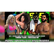 """AIW November 4, 2016 """"Double Dare Tournament 2016 - Night 1"""" - Cleveland, OH (Download)"""
