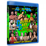 "AIW Blu-ray/DVD November 4, 2016 ""Double Dare Tournament 2016 - Night 1"" - Cleveland, OH"
