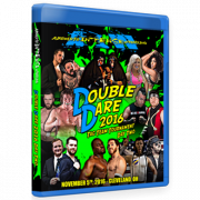 "AIW Blu-ray/DVD November 5, 2016 ""Double Dare Tournament 2016 - Night 2"" - Cleveland, OH"