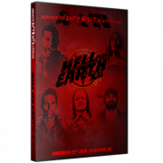 "AIW DVD November 25, 2016 ""Hell on Earth XII"" - Cleveland, OH"